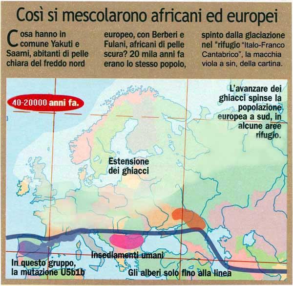 Cartina Italia 20000 Anni Fa.Chi Erano I Liguri Liguri